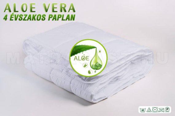 Aloe Vera 4 evszakos paplan - 3 különböző hőérzet