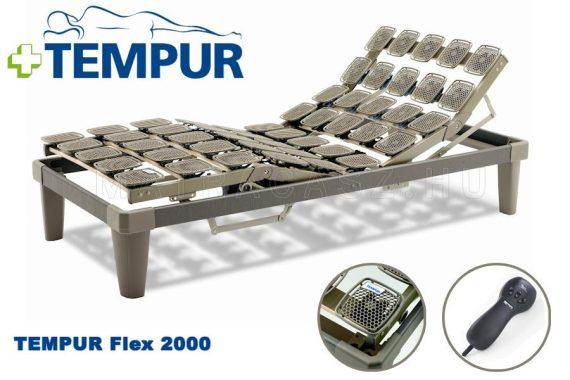 Tempur Flex 2000 2 motoros rács