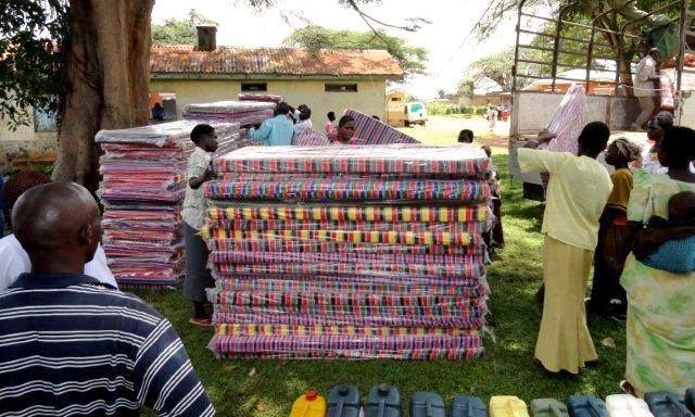 Matracbolt Ugandából, így is lehet csinálni...