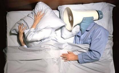 Horkolás : első fejezet